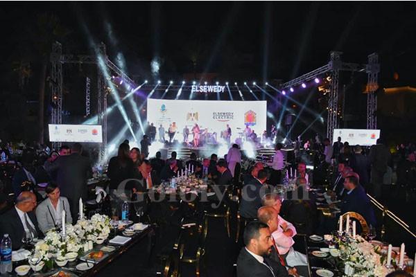 حفل مدحت صالح و كارمن سليمان فى مينا هاوس