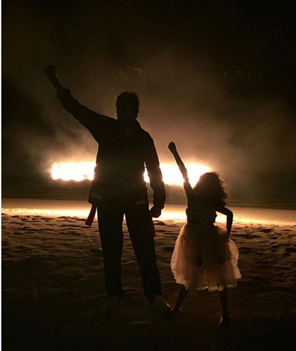 في عيد ميلاد اميتاب باتشان الـ76.. علياء بهات وشرادا كابور يهنئان «الأسطورة»