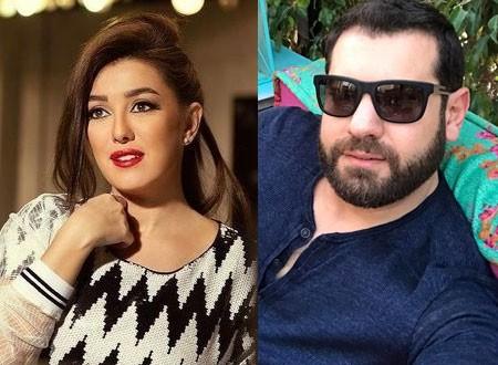 كندة علوش وزوجها عمرو يوسف في مهمة إنسانية بلبنان.. صور