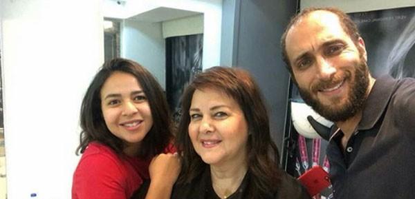 دلال عبدالعزيز و ايمي سمير غانم