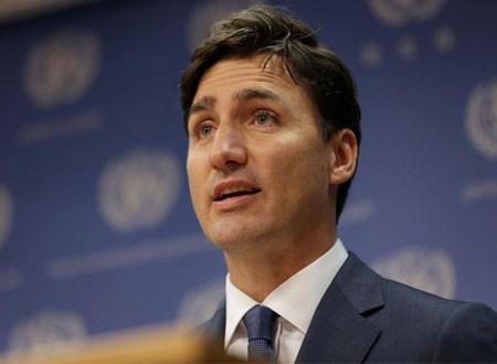 إصابة زوجة رئيس وزراء كندا بفيروس كورونا