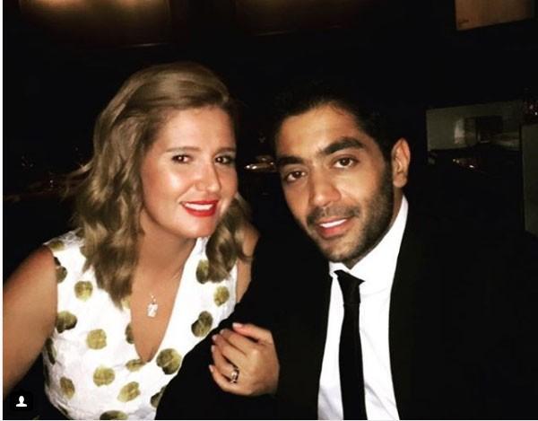 هنا شيحة و احمد فلوكس