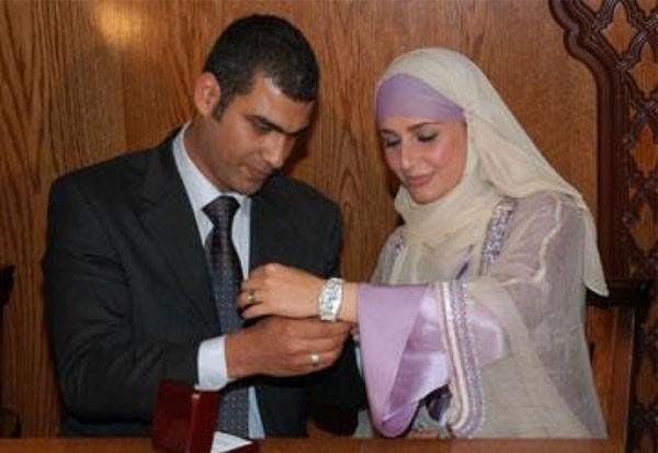 حلا شيحة وهاني عادل