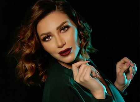 الفنانة سارة نخلة تعليقًا على الحكم بحبس زوجها: «مستنية اليوم دا من سنة»