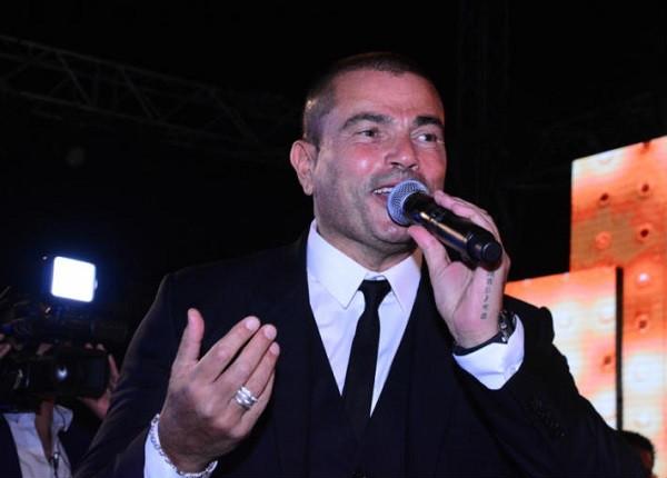 عمرو دياب ورامي عياش والشربيني
