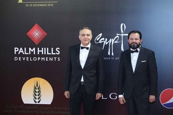 حفل ختام مهرجان القاهرة السينمائي