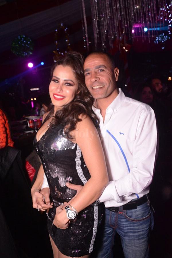 دينا و محمود الليثي يشعلان الكريسماس بالزمالك بحضور نجوم الفن والمشاهير