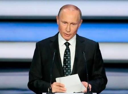 فلاديمير بوتين ينصح الشباب قبل اختيار الوظيفة