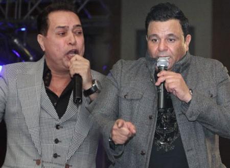 محمد فؤاد و حكيم و فيفي عبده و صوفينار يشعلون رأس السنة علي كورنيش النيل 2019