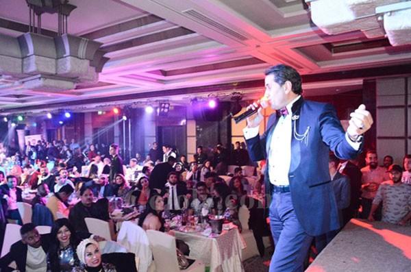 قمر اللبنانية و مصطفى حجاج و نتاشا يتألقون برأس السنة ع النيل