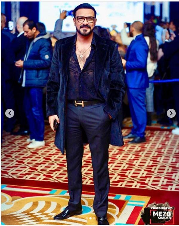 محمد رجب يلجأ لطريقة غريبة لحماية مسلسله من السرقة