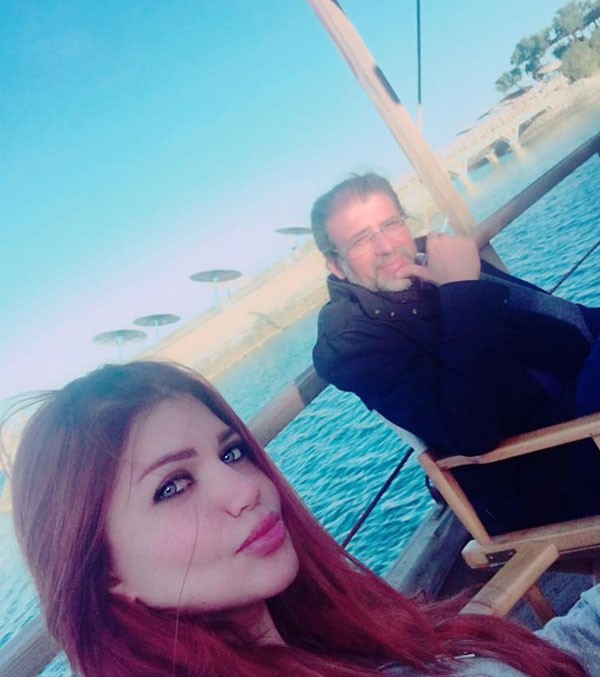 ياسمين الخطيب و خالد يوسف