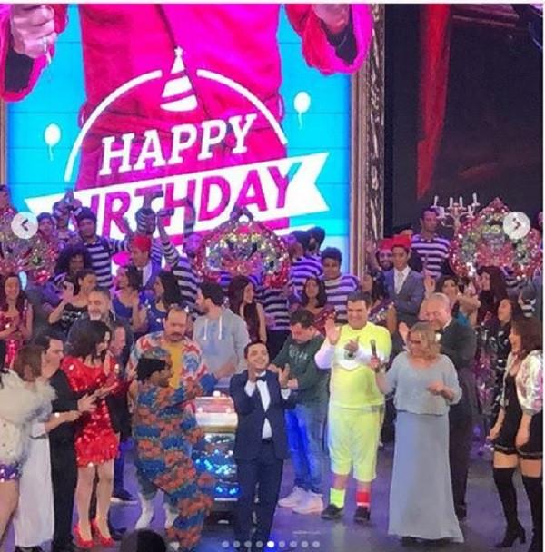 عيد ميلاد محمد هنيدي