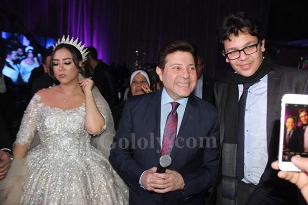 نجوم الفن فى حفل زفاف الحان احمد رمضان و احمد منصور