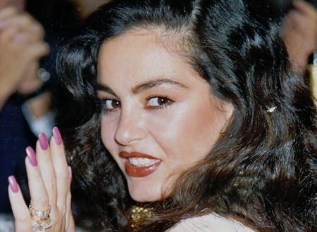 شيريهان تحتفل بعيد ميلادها بإطلالة شبابية.. صور