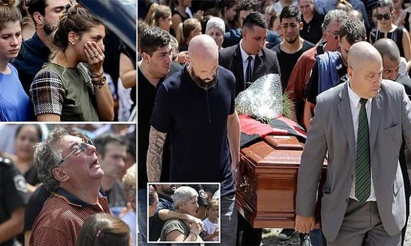 جنازة ايميليانو سالا