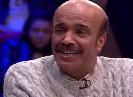 قصة إقلاع سليمان عيد عن التدخين.. صورة نادرة