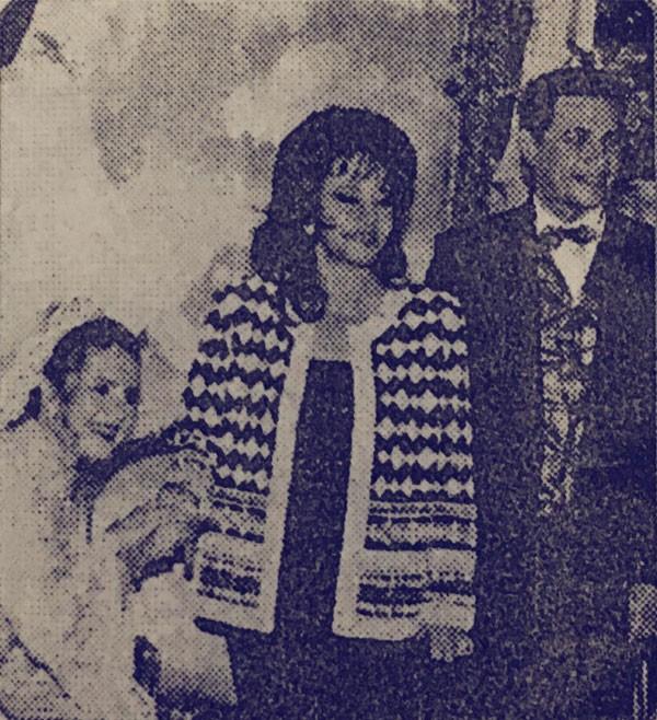 رانيا محمود ياسين و محمد رياض و ماجدة