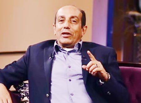 ابنة أحمد صيام تهنئه بعيد ميلاده بكلمات مؤثرة.. صورة