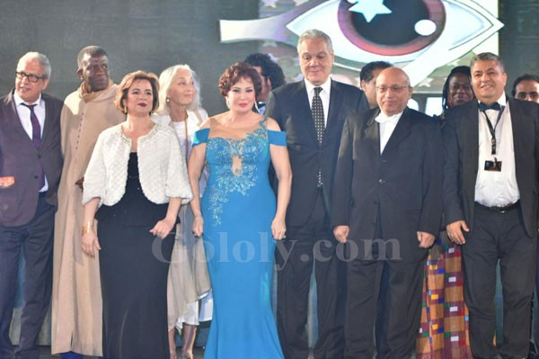 تكريم لبلبة في حفل افتتاح مهرجان لاقصر للسينما الأفريقية