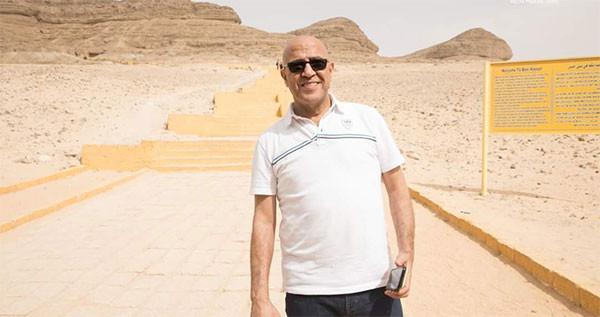 اشرف عبدالباقي وفرقته الجديدة يدعمون السياحة في المنيا
