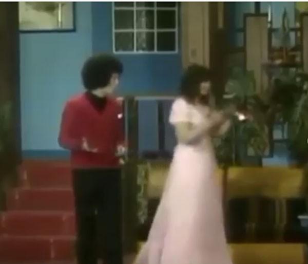 ليلى علوي و محمد نجم