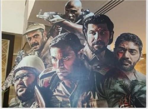 احمد فلوكس - فيلم الممر