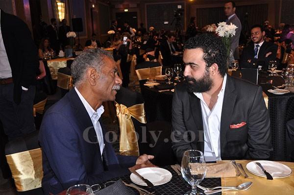 تكريم سيد رجب و ماندو العدل و رجاء الجداوى و هاني البحيري بمهرجان نيش أوردز