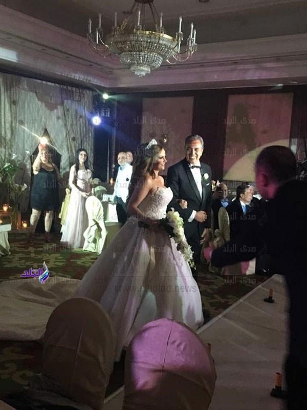 حفل زفاف الاعلامية جيهان منصور