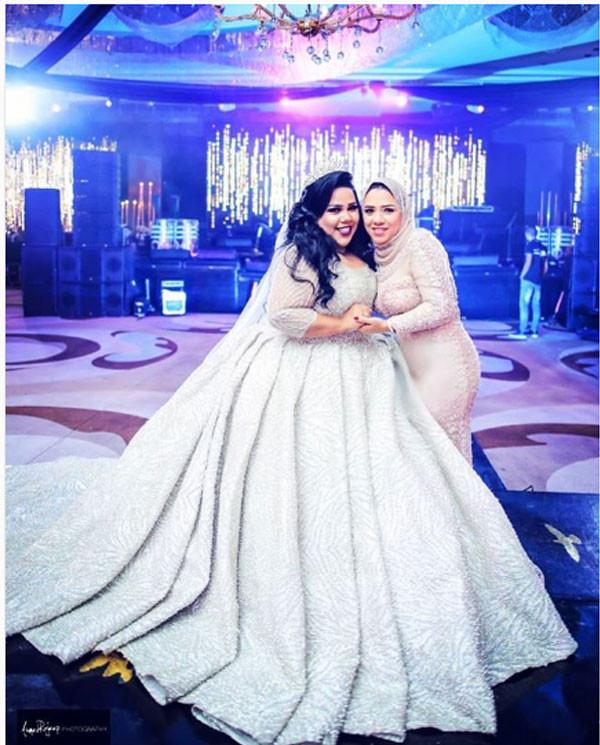 شيماء سيف وشقيقتها