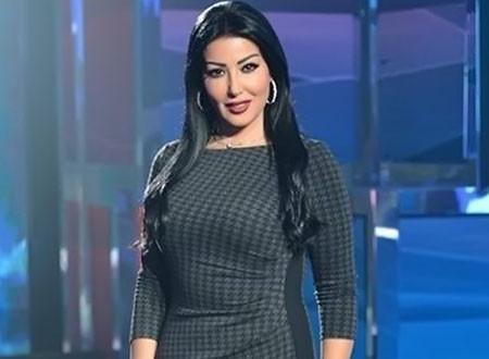 سمية الخشاب تهدد أحمد سعد بكشف فضائحه بالمستندات على الهواء.. صور