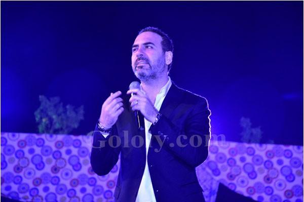 وائل جسار يتألق في خيمة سهراية بسهرة رمضانية حتي مدفع الإمساك