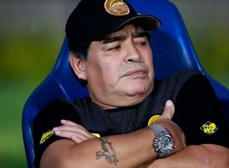 دييجو مارادونا أكبر المستفيدين من أزمة فيروس كورونا