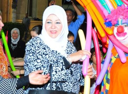 لأول مرة عفاف شعيب تعلق على قرار شهيرة وسهير رمزي خلع الحجاب