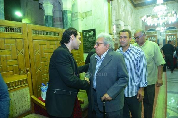 عزاء محمد نجم