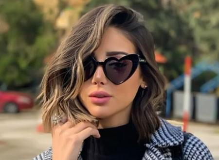 طيور ميلانو تُصيب بسمة بوسيل بجرح في يدها.. فيديو