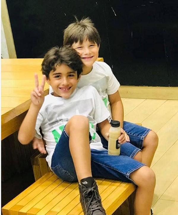 ابناء رامي صبري