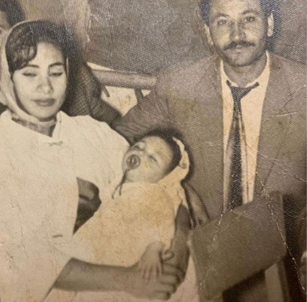 والدي بدرية طلبة