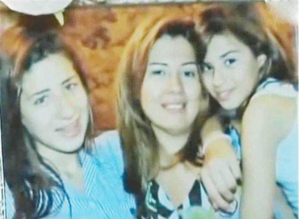 ابنة رانيا فريد شوقي