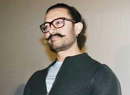 النجم عامر خان يبدأ تصوير النسخة الهندية من «فورست جامب»