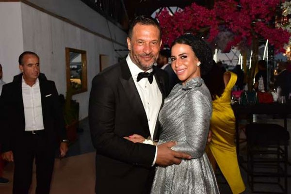 حفل زفاف نجل ماجد المصري