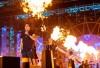 نجوم الفن الشعبى يشعلون حفل جدة