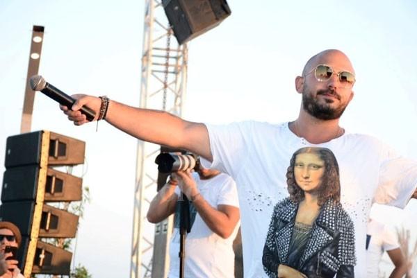 اول حفل لـ محمود العسيلي بعد فيديو الازمة