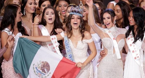 فانيسا بونز دي ليون  - ملكة جمال العالم 2018