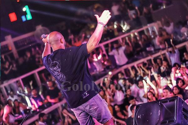 محمود العسيلي يحيي حفلاً غنائياً فى الساحل الشمالى