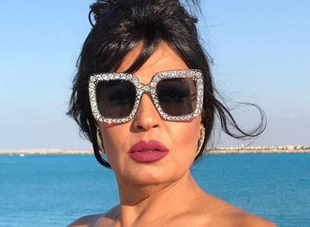 فيفي عبده تكشف عن صورة نادرة لها مع فنان العرب محمد عبده.. شاهد