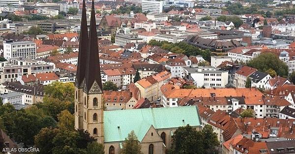 كدينة المانية – مؤامرة بيلفيلد