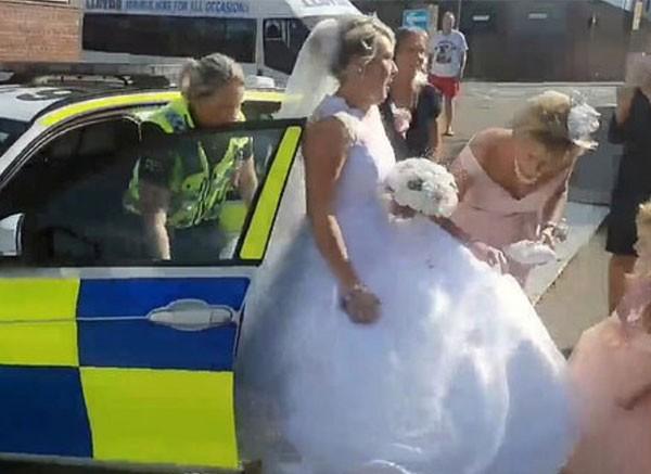 عروس بريطانية