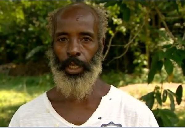 الليبي حسين عمر حسين في غابات الامازون