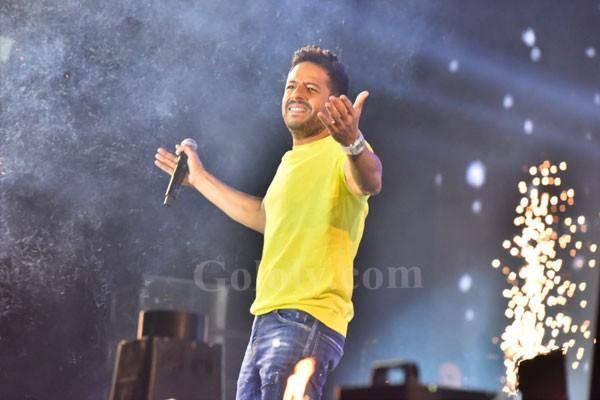 محمد حماقي يتألق بأضخم حفلات الإسكندرية في ختام صيف 2019